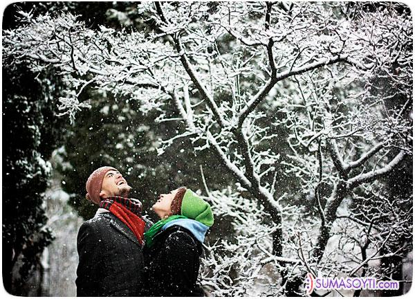 Счастье первого снега