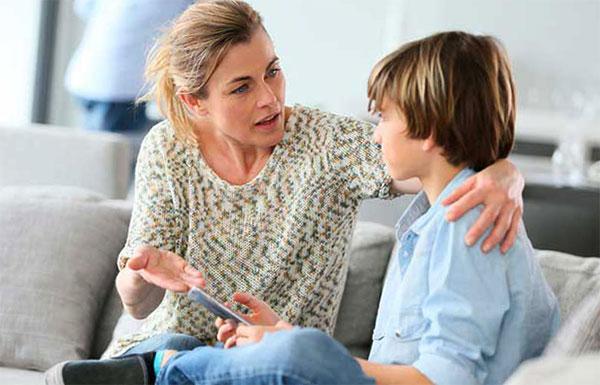 Родители навязывают свое мнение