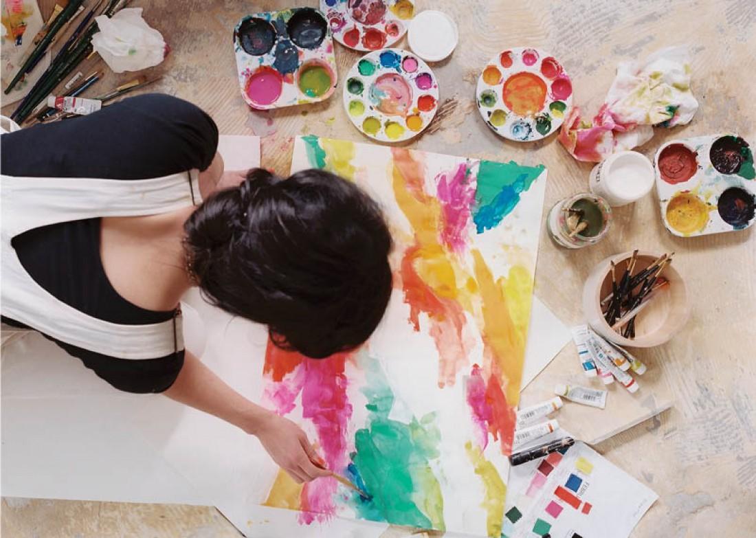 Польза творчества