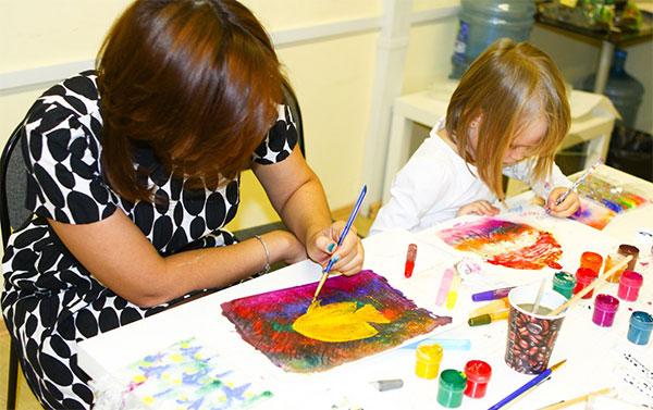 Психология творчества с детьми