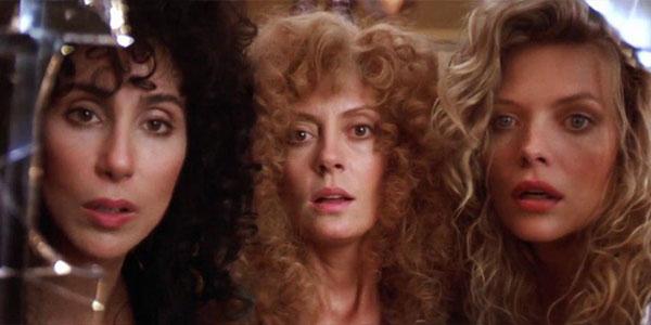Иствикские ведьмы - фильмы для женщин